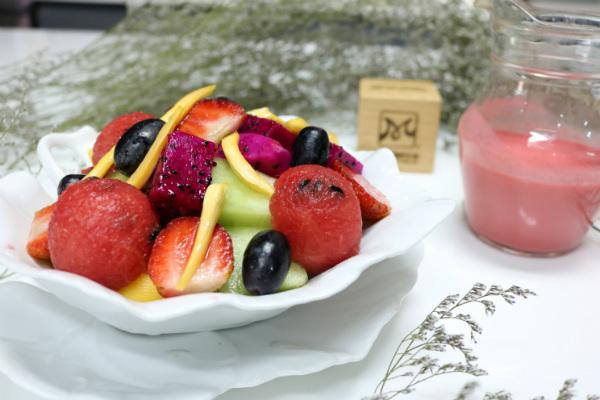Hình trái cây tô