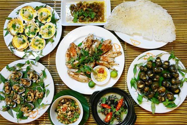 Hình người bệnh gout nên tránh hải sản