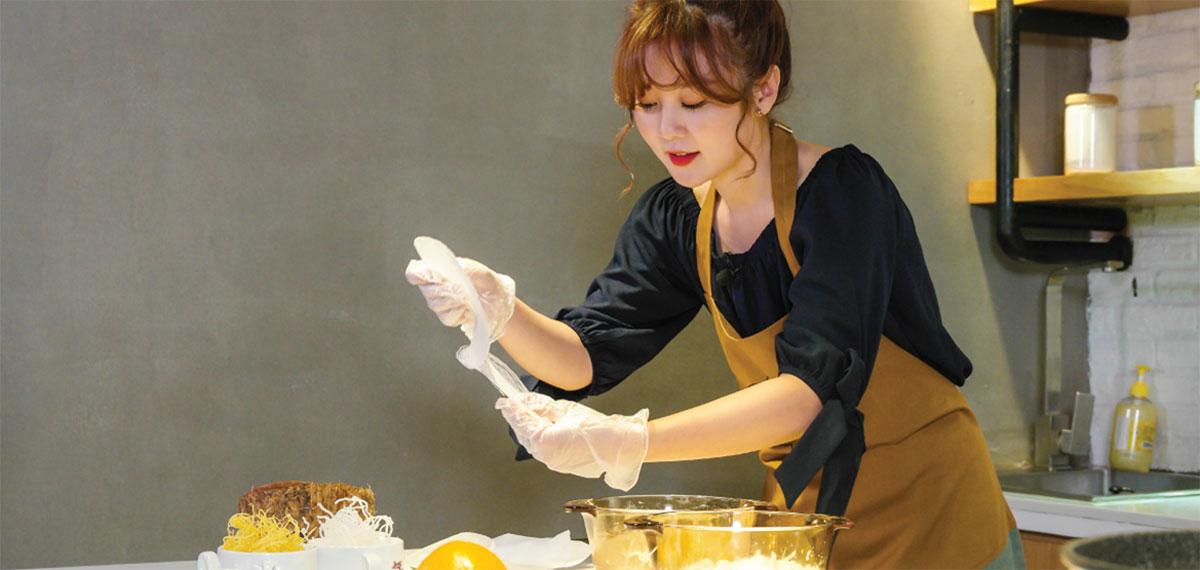 học nấu ăn cùng Ribisachi nào