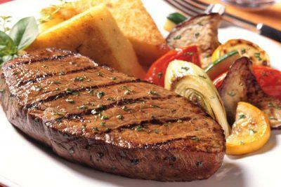 Món bò bít tết