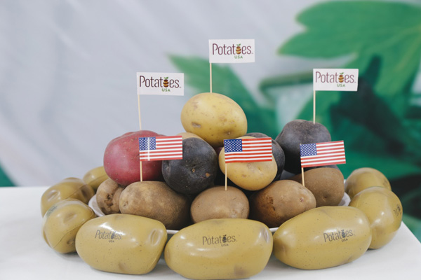 cách chọn khoai tây