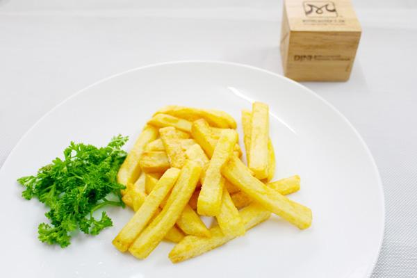 cách chiên khoai tây và bơ