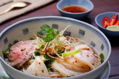 Học nấu món Á
