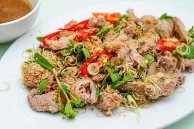 Tái dê Ninh Bình