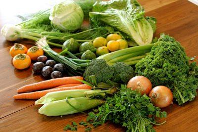 rau xanh chứa nhiều Omega 3