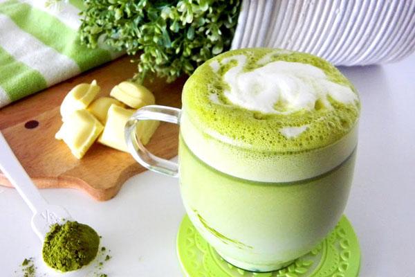 trà sữa thái trà xanh